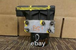 00 2000 Nissan Xterra ABS Pump Anti Lock Brake Module Assembly Part 47660-7Z301