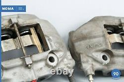 01-06 Lexus XF30 LS430 Front Left Right Side ABS Brake Caliper set of 2 OEM