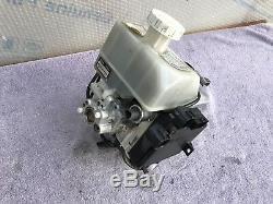 03-05 Mitsubishi Montero Limited Hydraulic Brake Booster ABS Master Pump System