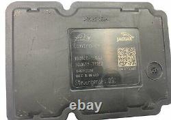07-09 Jaguar XK ABS Anti Lock Brake Pump Control Module With Adaptive Cruise OEM