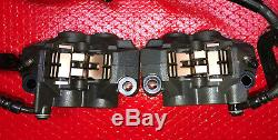 08 09 10 11 12 13 14 15 16 Yamaha R6 Yzf-r6 Front Brake System Calipers 20.78