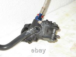 08 15 Yamaha R6r Yzf-r6 Front Brake System Calipers