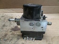 08 2008 Nissan Xterra Frontier ABS Pump Anti Lock Brake Module Part 47660-zs41c