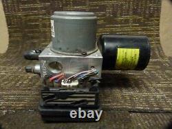11 12 13 14 15 Hyundai Sonata Hybrid ABS Pump Anti Lock Brake Module 58620-4R001