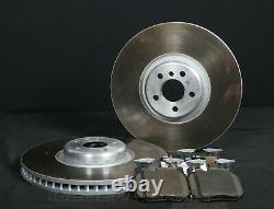 15 9/16X1 13/32in 6889211 Brake Discs Pads Front BMW X5 G05 M 50dX 50iX