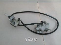 18-20 HONDA CRF 250R Front Brake System oem stock