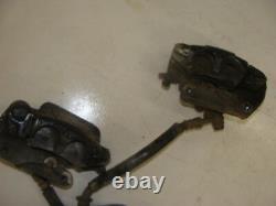 1987 86 88 89 HONDA TRX250R 250R front brakes brake system master caliper r l