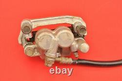 1993 2001 Yamaha YZ80 YZ 80 Front Brake System Caliper Master Cylinder