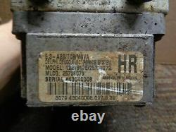 2000-2005 Cadillac DeVille ABS Pump Anti Lock Brake Module 25738079 RL