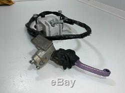2003 03-04 Yamaha Yz450f Front Brake System Lever Caliper Master Cylinder