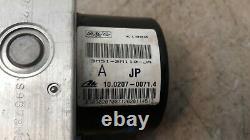 2004-2009 Mazda 3 ABS Pump / Module Anti Lock Brake System WithO DSC