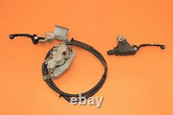 2005 05-07 YZ250 YZ125 Front Brake System Master Cylinder Caliper Holder Lever