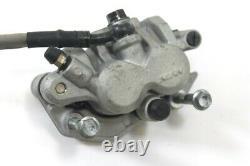 2006 Honda CRF450X CRF 450X Front Brake System Master Cylinder & Caliper (OEM)