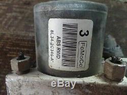 2007 2008 07 08 Ford F150 ABS Pump Anti Lock Brake Module 8L34-2C346-AB OEM