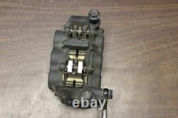 2007-2008 Yamaha Yzf R1 Front Brake System Master Cylinder Calipers Lines