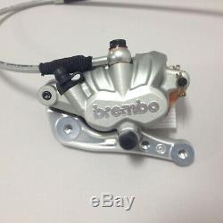 2009-2019 KTM Off Road Front Brake System 7701301500101 Caliper, Master cylinder