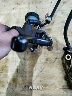 2011-2016 Suzuki Gsxr 1000 Oem Brembo Front Brake System Left & Right Caliper