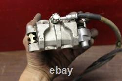 2013-2014 Kawasaki Kx450f Front Brake System Caliper Brake Master Cylinder Line