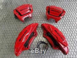2015 Mercedes Benz X156 Gla45 Amg Complete Brembo Brake System Calipers & Discs