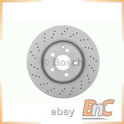 2x BOSCH FRONT BRAKE DISC SET MERCEDES-BENZ S-CLASS W221 OEM 0986479413