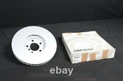 6756847 Brake Discs Brake System Front New Org BMW X5 E53 Facelift 4.8is 360PS