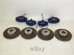 6799466 Brake System Brake Calipers Set BMW 1er (F20) 118i 100 Kw 136 HP03.201