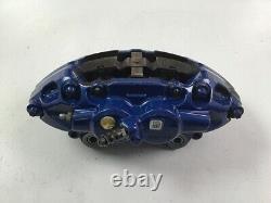 6799466 Brake System Brake Calipers Set M Sport Blue BMW 3er (F30) 320d 140 Kw