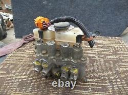 90 91 92 93 Honda Accord ABS Pump Anti Lock Brake Module 1990 1991 1992 1993