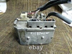 92 93 94 95 Chevy Blazer S10 ABS Pump Anti Lock Brake Module Assembly 1992-1995