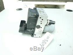 97-01 E38 Bmw 740i 740il Abs System Anti Brake Lock Pump M3809