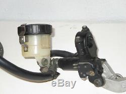 98 99 Suzuki Gsxr750 Gsx-r750 Front Brake System Calipers Master Cylinder