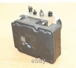 ABS Anti Lock System Dynamic Stability Computer Brake Pump OEM BMW E60 E63 ///M