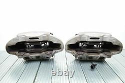 AUDI Q5 FY Front Brake System Kit Calipers W Discs OEM 80A615105AB 80A615106AB