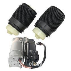 Air Suspension Spring Bags & Compressor Pump for Mercedes E-Class W212 S212 C218
