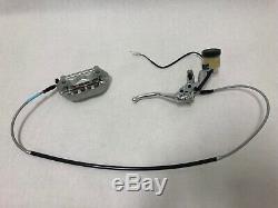 Alta Motors BRAKE SYSTEM, BREMBO, FRONT ASSEMBLED AND BLED, SM 7002895-00