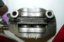 Aprilia Rs4 125 Breaking. Front Brake System. Bike Breakers #2 (con-c)