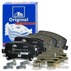 Ate Bremsscheiben +bremsbeläge Vorne+hinten Für Audi A3 8p Bj 04-13 1.2-2.0