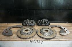 Audi RS5 B8 8K 8T Brake Front Brake Caliper Brake System 14 3/8x1 11/32in RS4