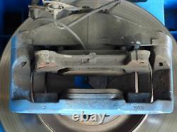 Audi S4 Avant 8E B6 B7 Original ATE Brake Disc Brake Caliper Front 345x30