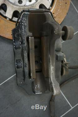 Audi Ttrs Tt Rs RS3 Brake System Front 370mm Complete Conversion Right Left