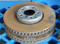BMW 535d F10 F11 LCI Brake System Front Brake Disc Brake Caliper