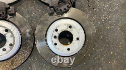 BMW E46 330D 330i Brake System Brake Discs Brake Calipers Front Rear