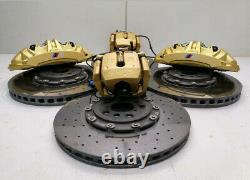 BMW M Performance Carbon Ceramic Brake System F90 M5 34112455917