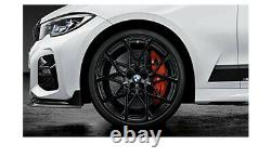 BMW M Performance Sports Brake System Kit F40 F44 Front Rear Red 34112450159
