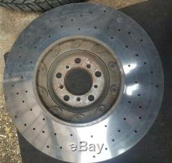 BMW M5 F10 M6 F06 F12 F13 11-16 Ceramic Brake System Complete Brake Genuine