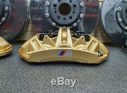 BMW M5 F90 G30 M8 G14 G15 G16 Carbon Ceramic Brake System Complete Brake