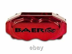 Baer Brake SS4+ Front Brake Kit 1964-1972 GM A-Body Chevelle GM A/F/X-Body