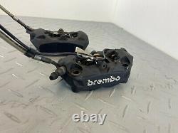 Bmw R1200 Gs Gsa LC K50 K51 2016 Front Brake Calipers Pair System Brake Hose