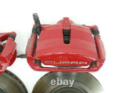 Brake Caliper Brake SEAT León Cupra 5F 340mm x 30mm Discs
