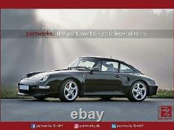 Brake Discs for Porsche 944 Turbo 2.5 3.0 S2 928 4.7 5.0'86-' 91 Front Sport